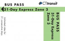Example of 31-Day Pass