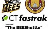 BEEShuttle will leave Station at Bay P